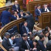 congreso presos politicos hablando sanchez esteban EFE