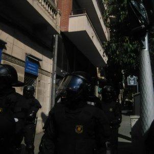 mossos @AlaLacasa