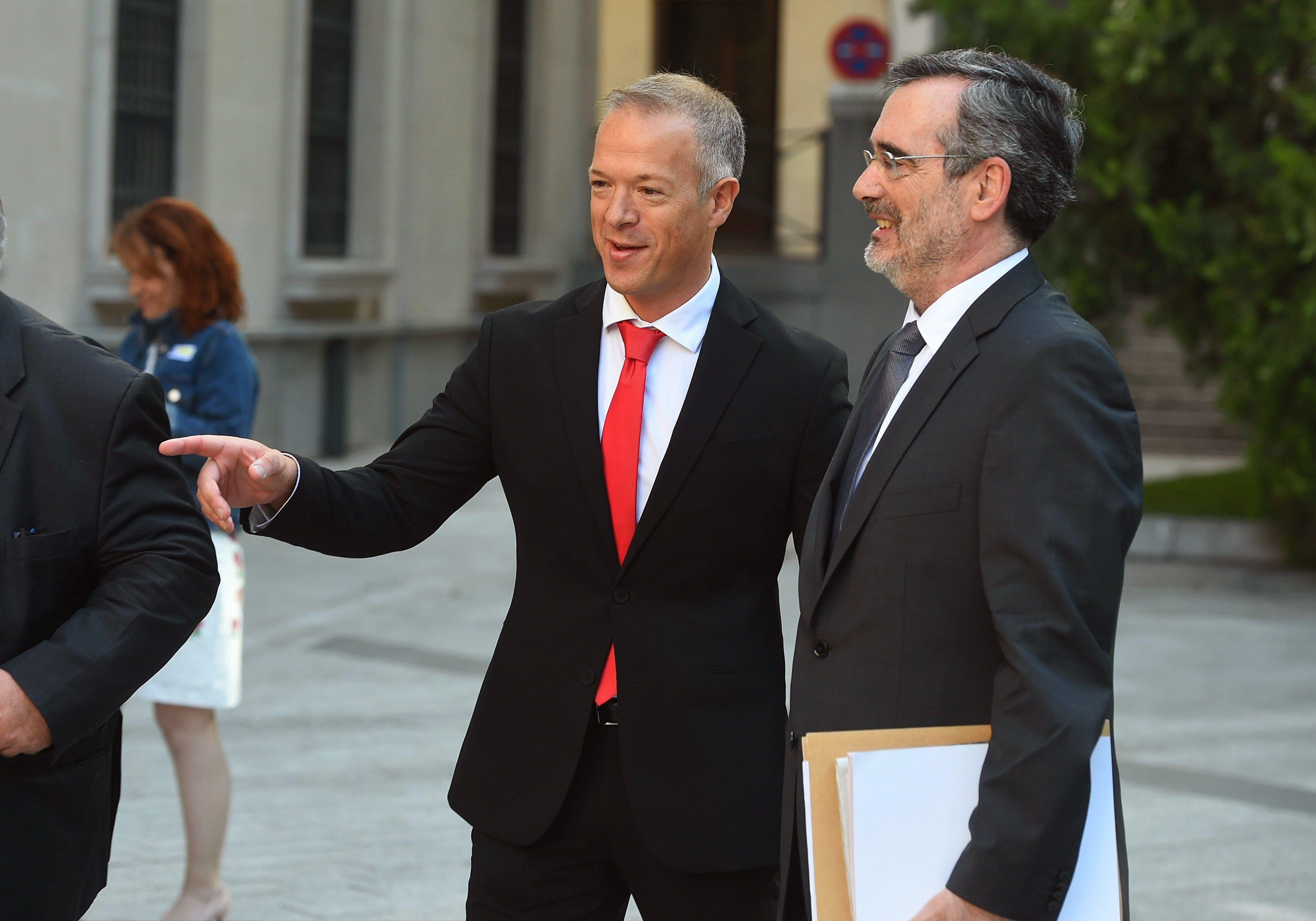 Manuel Cruz presidente Senado - EFE