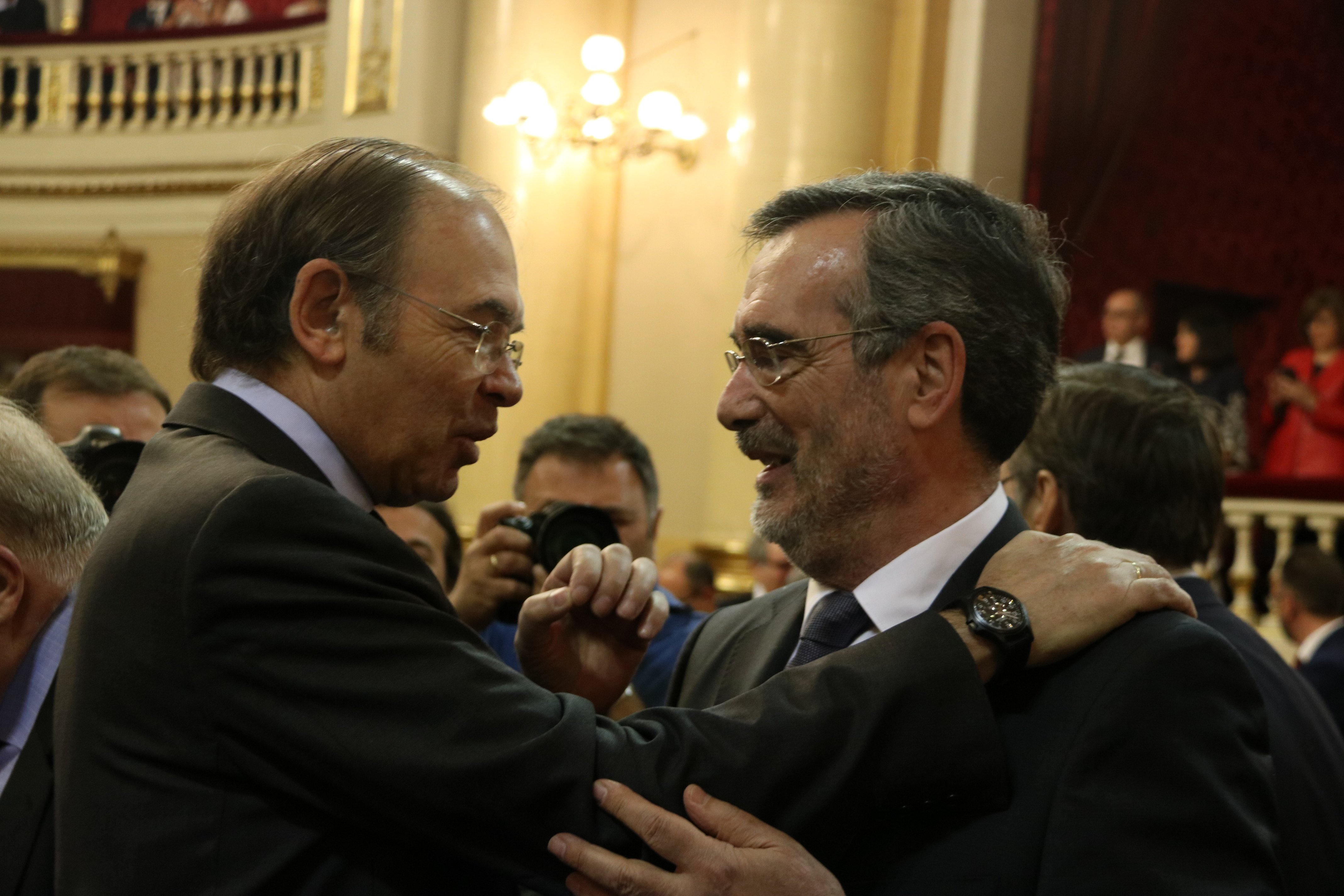 Manuel Cruz president Senat - ACN