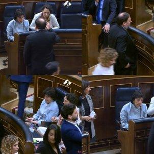 junqueras celaá hablan congreso - Canal Congreso