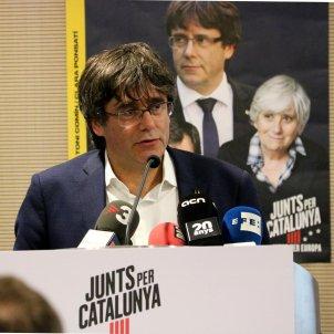 Carles Puigdemont campanya Brussel·les ACN