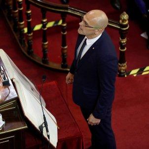 Raül Romeva Constitució Senat - EFE