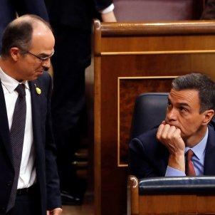Turull Pedro Sánchez Congrés EFE