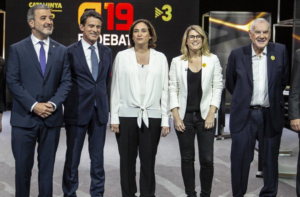 Candidats Eleccions Municipals TV3 - Sergi Alcàzar