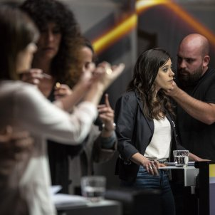 Anna Saliente CUP Candidats Eleccions Municipals TV3 - Sergi Alcàzar