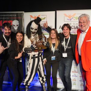 Premio Scar Award Horrorland 3
