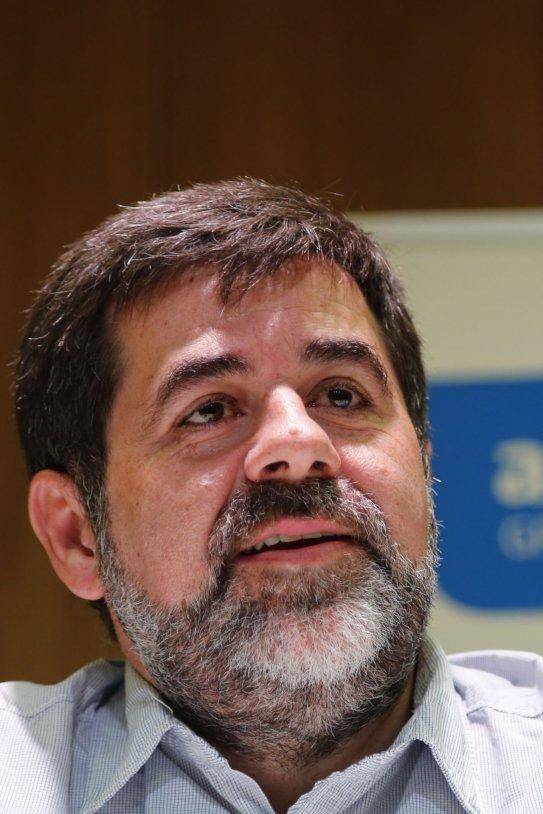jordi sanchez retrat - Sergi Alcàzar
