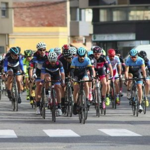 FOTO Ciclisme Pili Sarrà