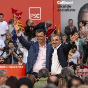 Sanchez i Collboni acte central eleccions municipals Barcelona - Sergi Alcàzar