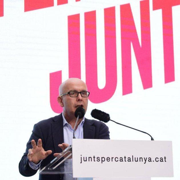 Gonzalo Boye acte JxCat Lleida - @JuntsXCat