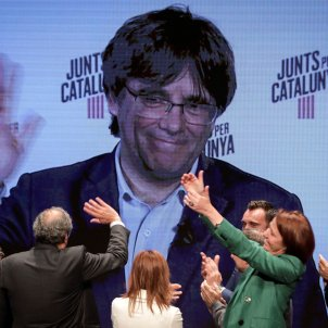 puigdemont eleccions europees jxcat - efe