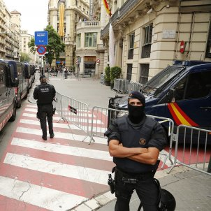Prefectura Superior de Policia Barcelona Sergi Alcàzar