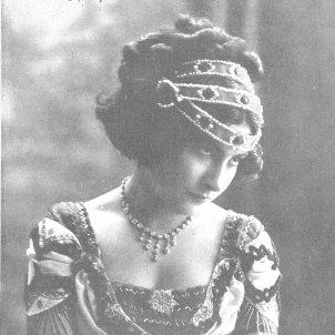 Margarita Xirgu, de Amadeo, Nuevo Mundo, 02 03 1911 wikipedia