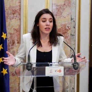 Irene Montero Podemos Congrés - Efe