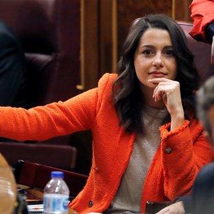 Arrimadas Congres EFE