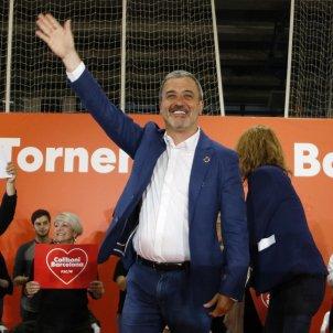 Jaume Collboni PSC acte final campanya - ACN