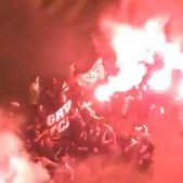 Boixos Nois nazi bandera esvastica Sevilla @foromdm