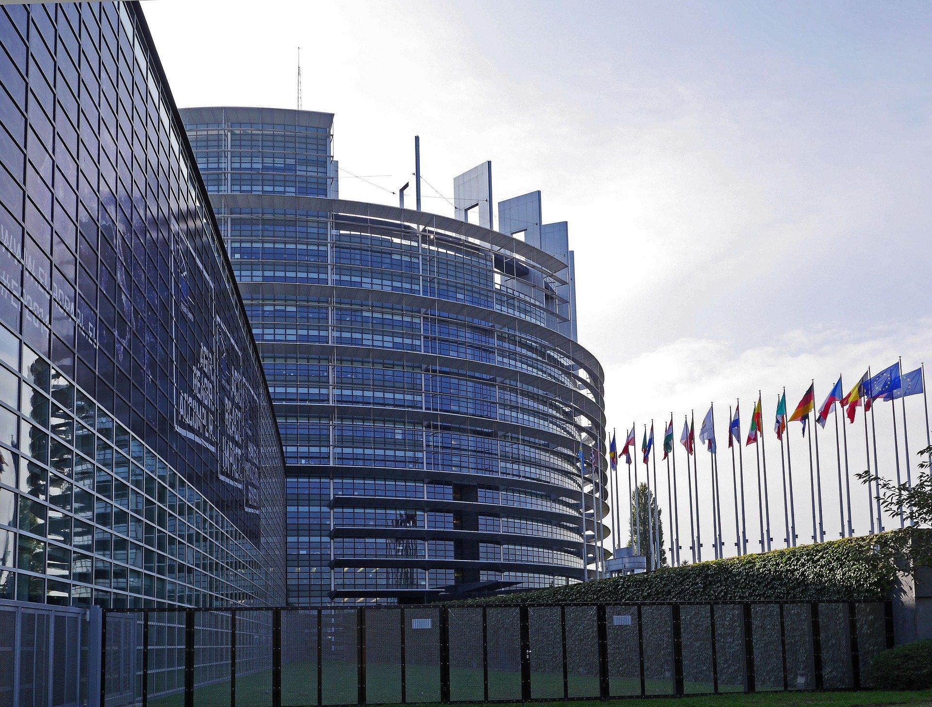 european parliament pixabay