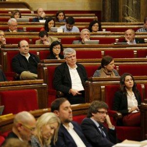 oposició ple parlament sergi alcazar