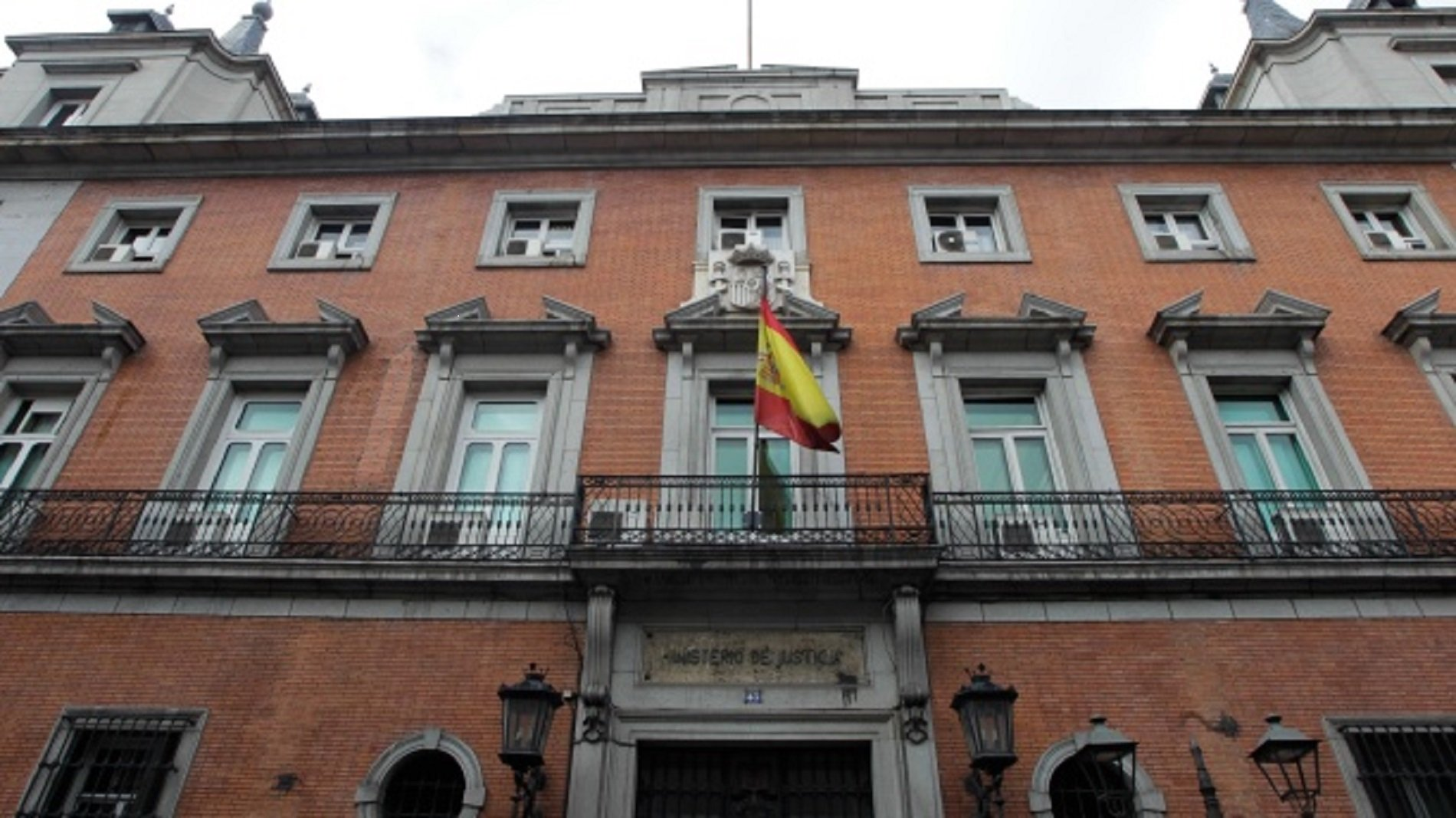seu ministeri de Justícia Madrid