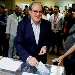 Ángel Gabilondo PSOE Madrid EFE