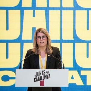 nit electoral junts per catalunya barcelona elsa artadi - Carles Palacio