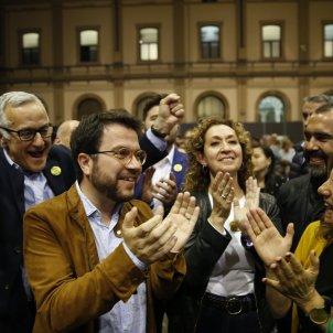 Aragones Torrent Rufian Erc nit electoral eleccions municipals - Sergi Alcàzar