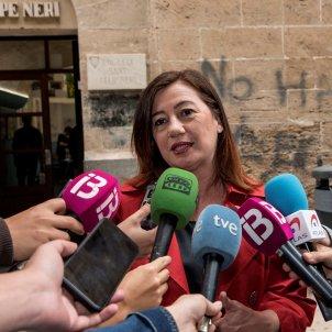 Francina Armengol pacte de progrés Balears Efe