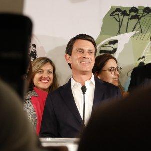 Manuel Valls nit electoral - ACN