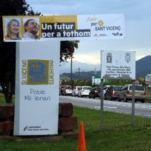 Cartel eleccions municipals Junqueras i Aymerich   ACN