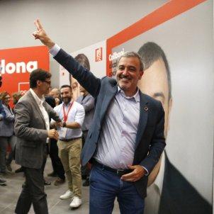 Jaume Collboni nit electoral 26 M ACN