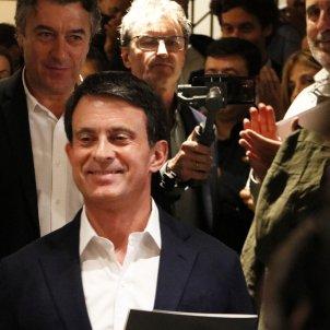 Manuel Valls nit electoral ACN