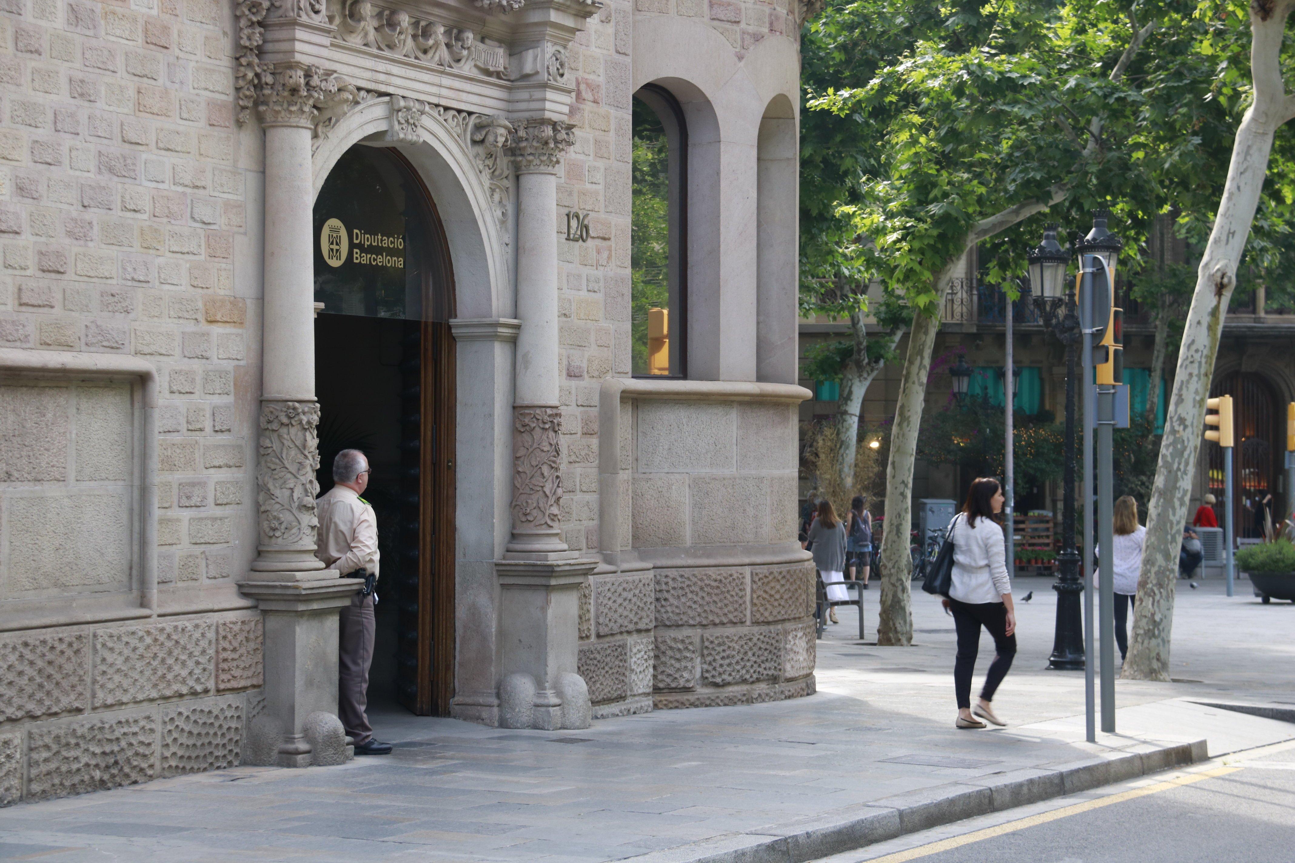 seu Diputació de Barcelona ACN