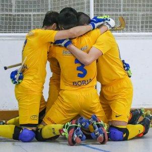 Hoquei patins Sant Just Foto Federació Catalana de Patinatge