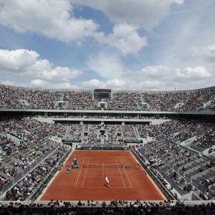 Pista central Roland Garros EFE