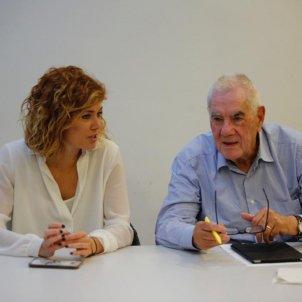 EL NACIONAL ernest maragall elisenda alamany - sergi alcazar
