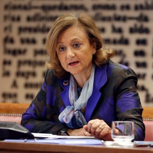 Alta Comisionada para la Agenda 2030, Cristina Gallach efe