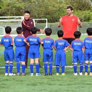 Barça Academy Edu Urdiales Foto Lucia Urdiales