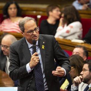 Quim Torra ple Parlament Sergi Alcàzar05