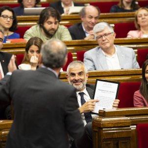 Quim Torra Carrizosa Ciutadans ple Parlament - Sergi Alcàzar