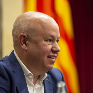 Joan Garcia Ciutadans vicepresident mesa Parlament Sergi Alcàzar14