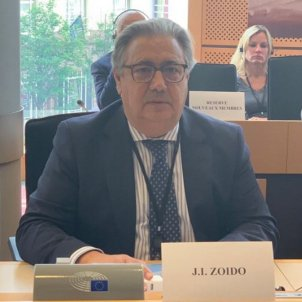 Zoido eurodiputat @zoidojl