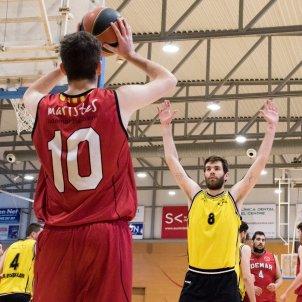 Bàsquet Final a 4 Txell Domenech