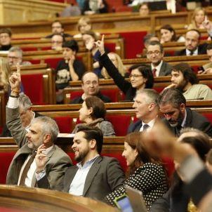 votació ple parlament alcazar