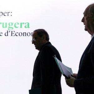 ELNACIONAL president Quim Torra Juan Jose Brugera Cercle d'Economia - Sergi Alcàzar