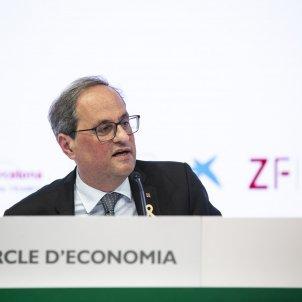 Quim Torra cercle d'economia - Sergi Alcàzar