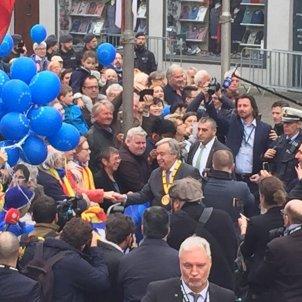 ONU independentistes Dusseldorff   CDR Duesseldorg