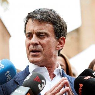 Valls manetes EFE