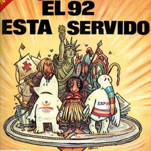 1992 expo jocs el jueves